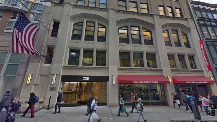 rent office 230 west 41st street