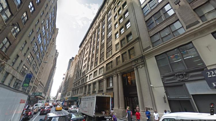 let office 231-249 west 39th street