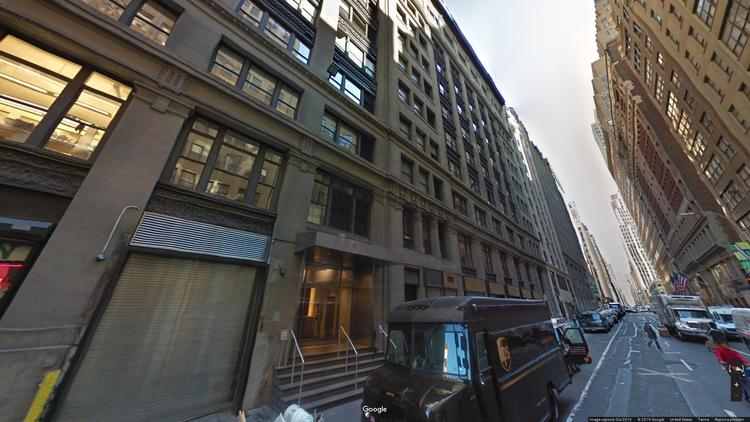 lease office 231-249 west 39th street