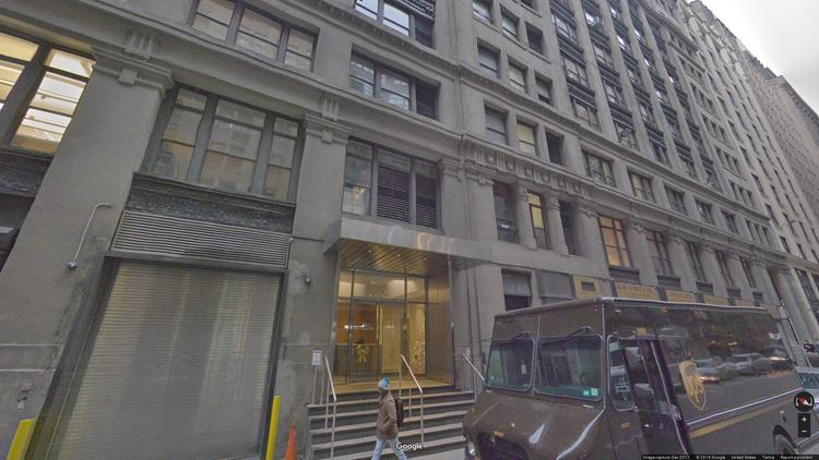 rent office 231-249 west 39th street