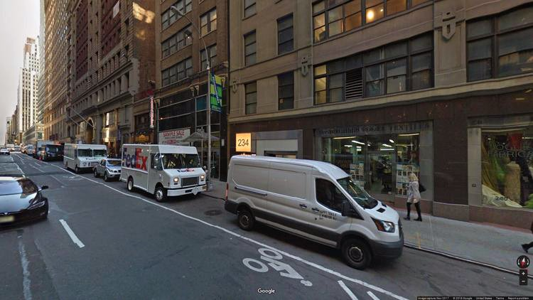 let office 234 west 39th street