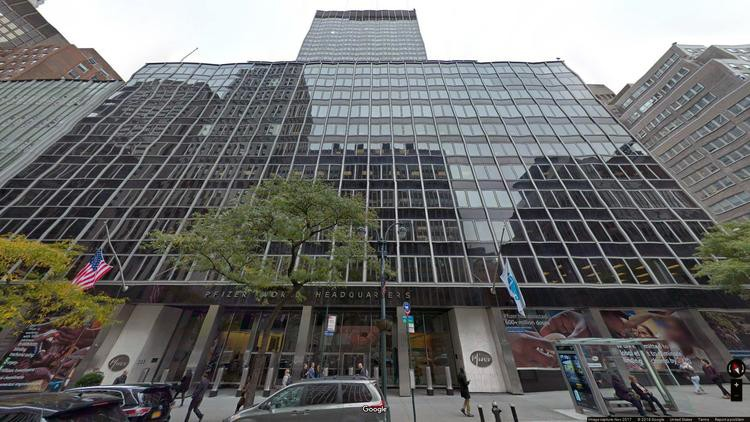 rent office 235 east 42nd street
