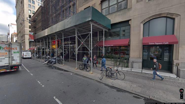 lease office 235 park avenue south