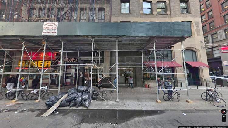 rent office 235 park avenue south