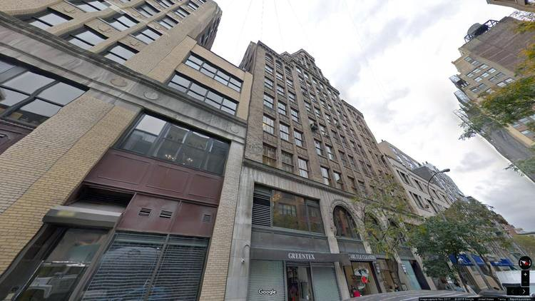 lease office 236 west 26th street
