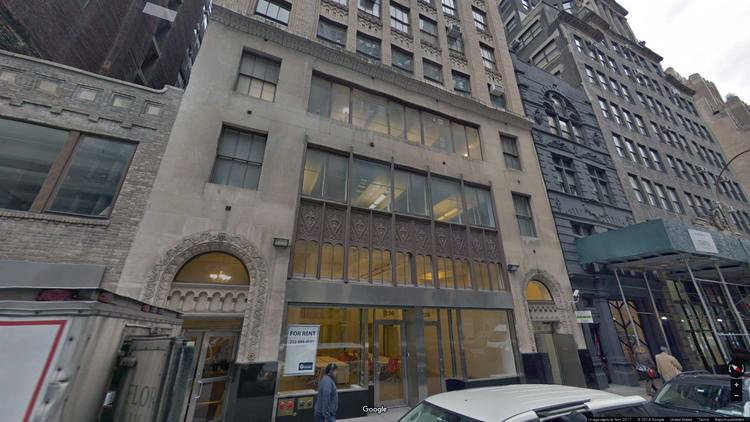rent office 236 west 30th street