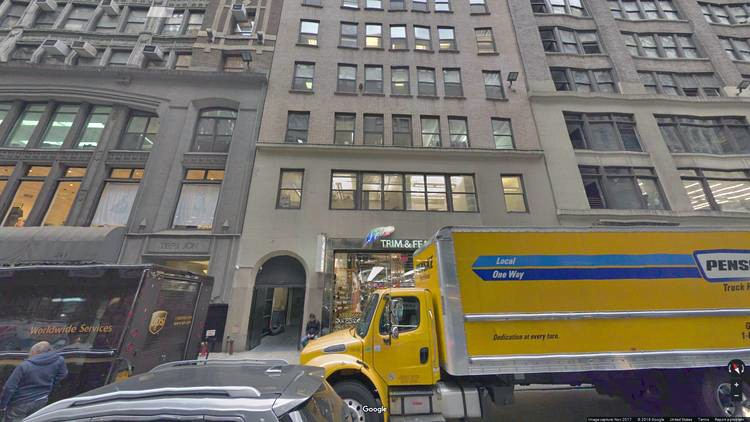 rent office 237 west 37th street