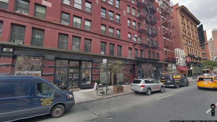 rent office 241-247 centre street