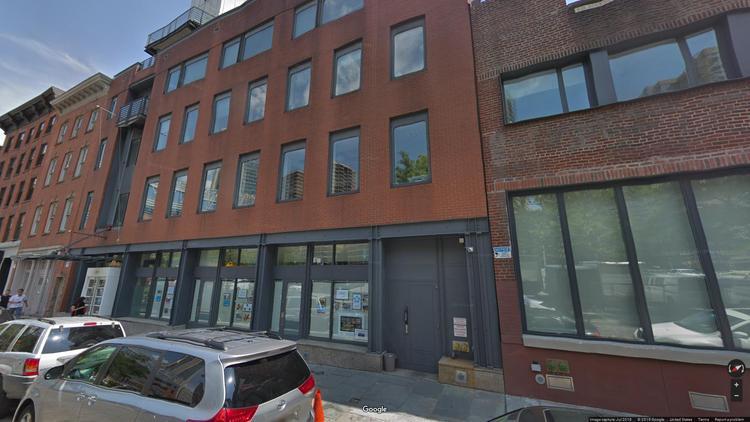 lease office 241 water street