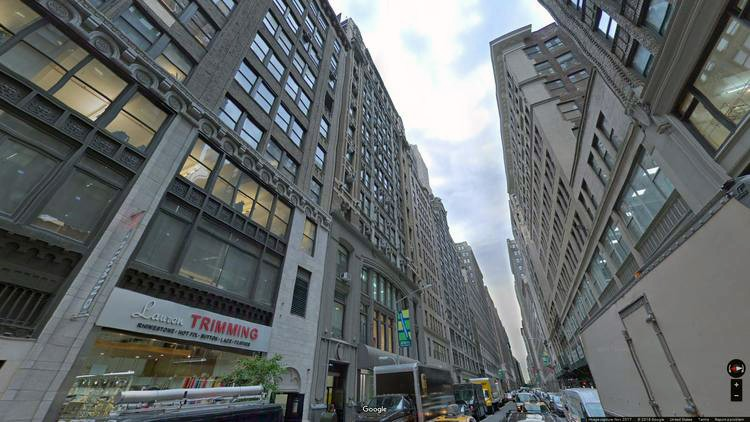 let office 241 west 37th street