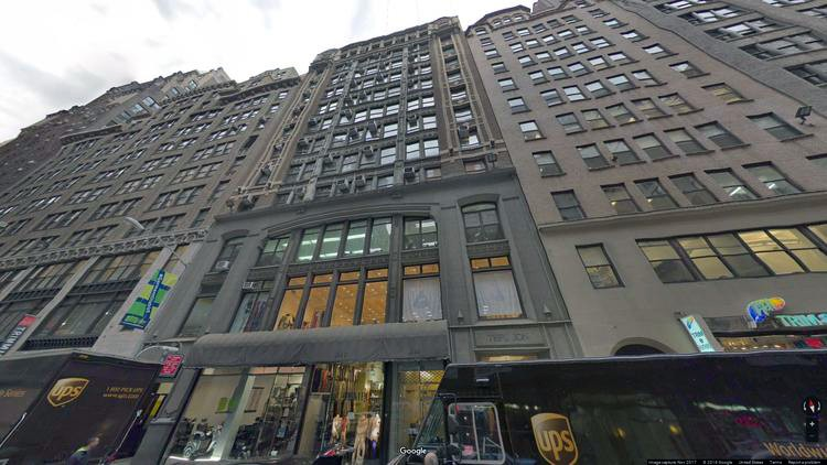 rent office 241 west 37th street