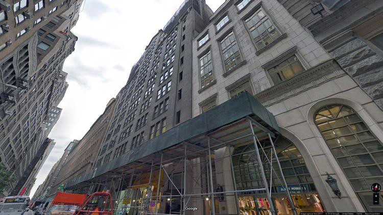 let office 242-252 west 36th street
