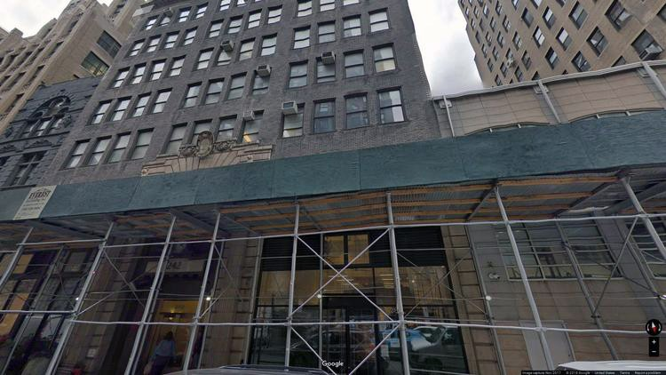 rent office 242 west 30th street