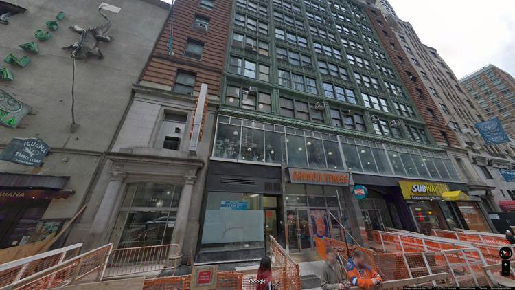 let office 244-250 west 54th street