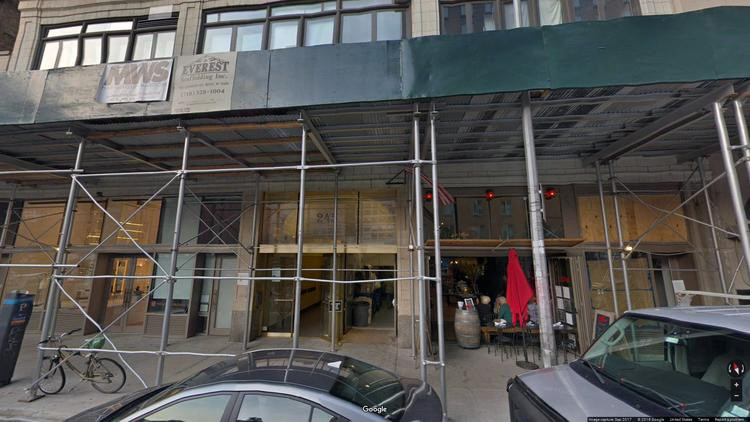 let office 245-247 west 29th street