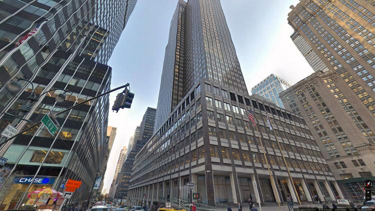 let office 245 park avenue
