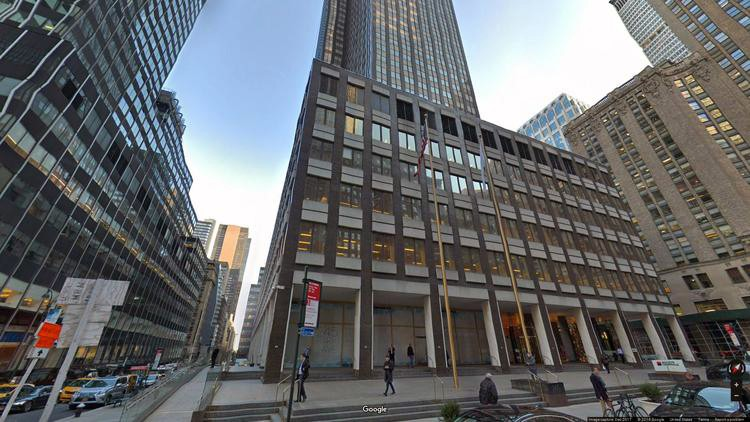 lease office 245 park avenue
