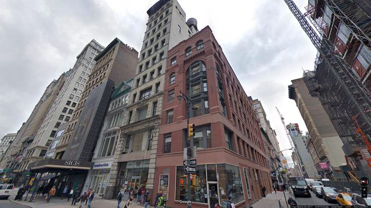 lease office 246 fifth avenue