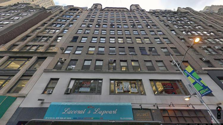 rent office 246 west 38th street