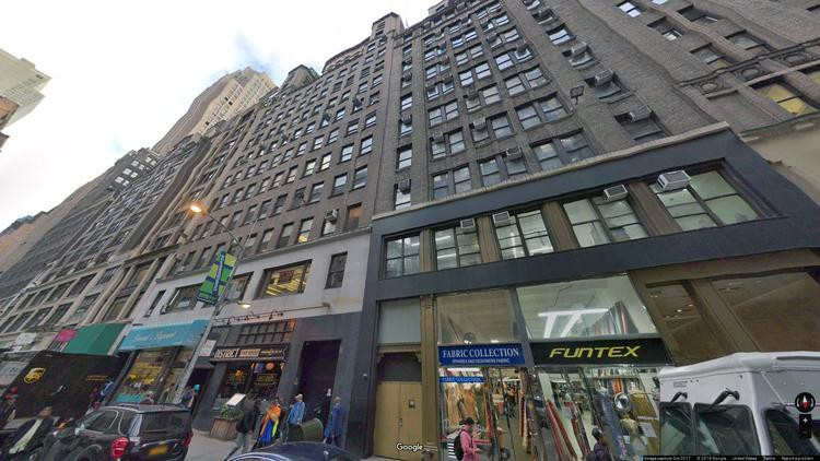 let office 246 west 38th street