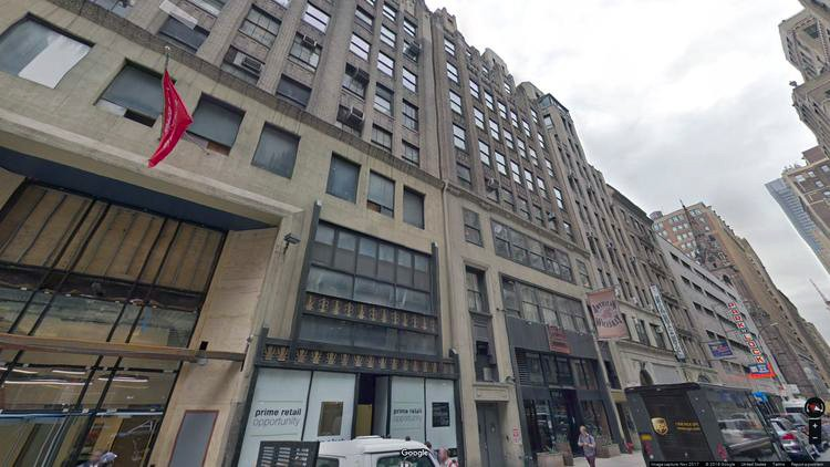 let office 247 west 30th street