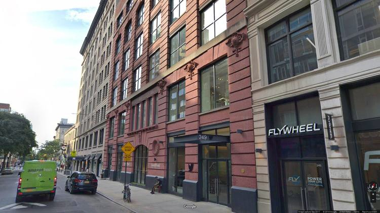let office 249 west 17th street