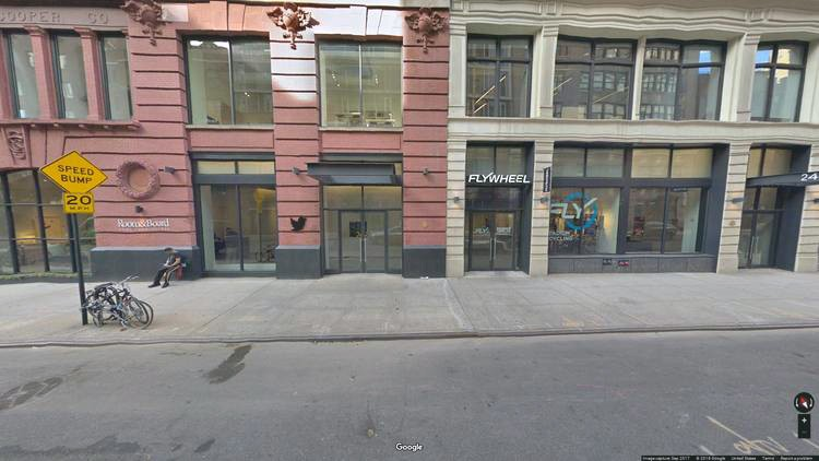 rent office 249 west 17th street