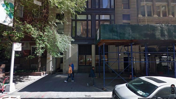 rent office 25 east 21st street