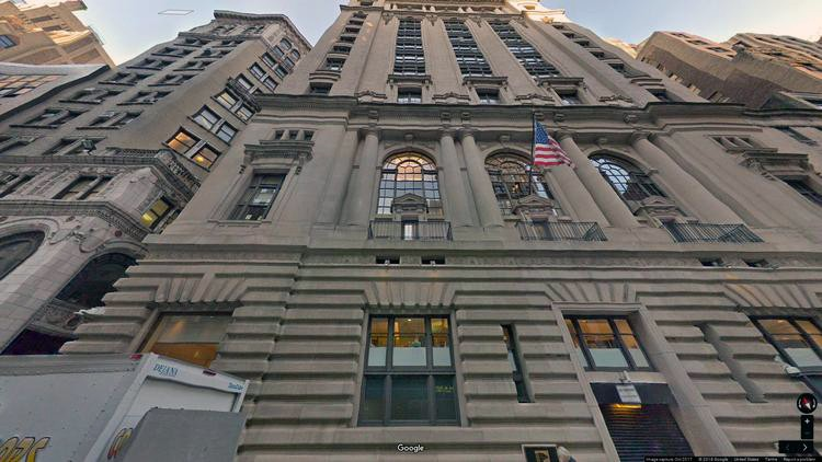 lease office 25 west 39th street