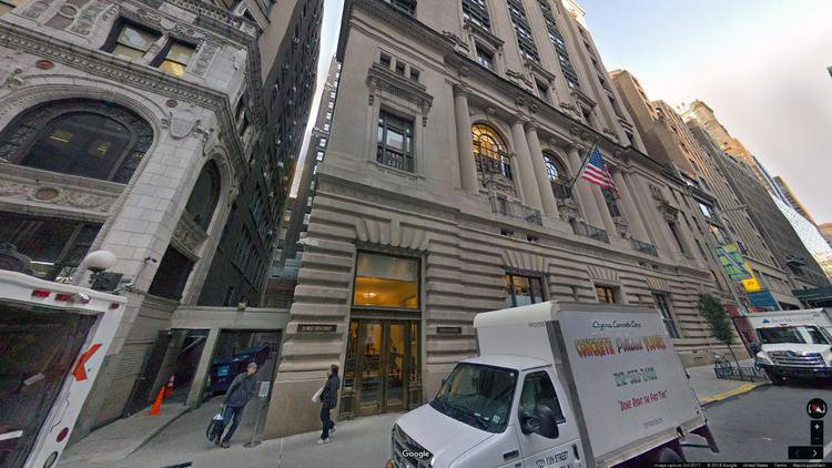 rent office 25 west 39th street