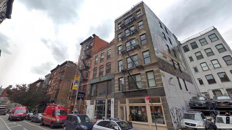 lease office 250 lafayette street