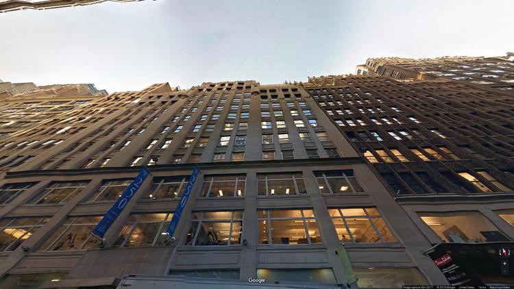 lease office 250 west 39th street