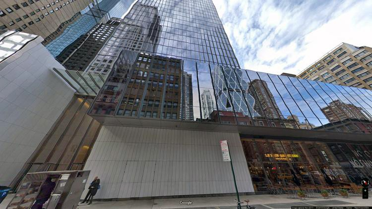 lease office 250 west 55th street