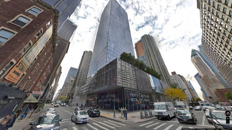 let office 250 west 55th street