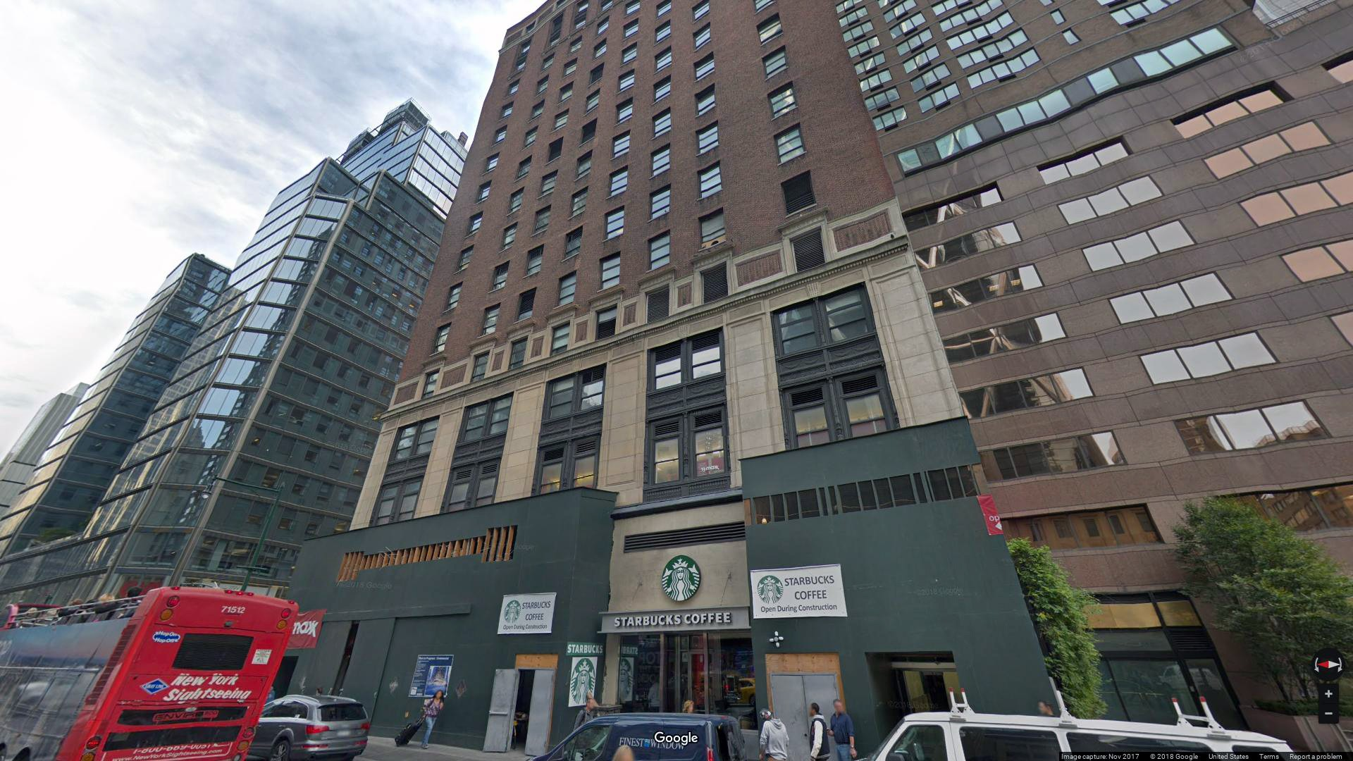 Rent, lease office 250 West 57th Street