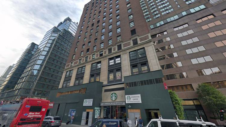 let office 250 west 57th street