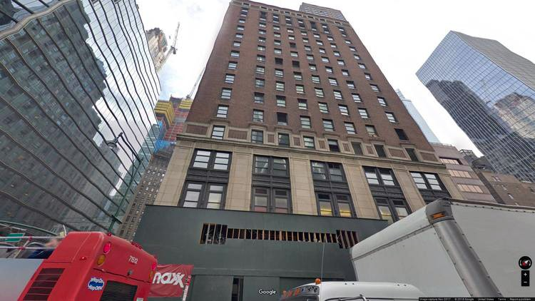 rent office 250 west 57th street