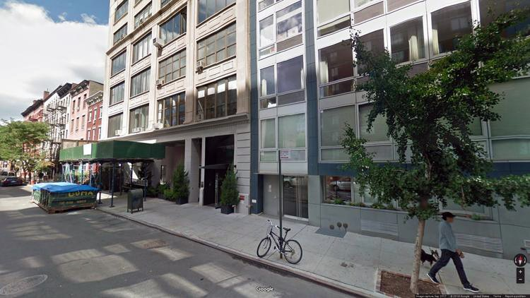 lease office 251 west 19th street