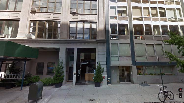 rent office 251 west 19th street