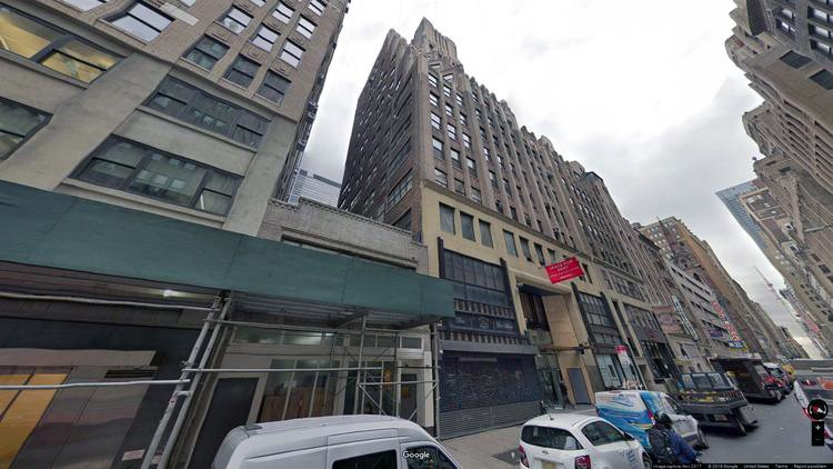 lease office 251 west 30th street