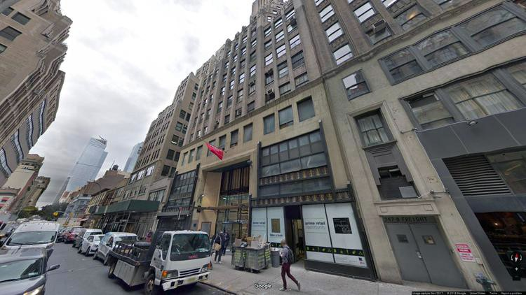 rent office 251 west 30th street