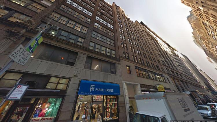 lease office 251 west 39th street