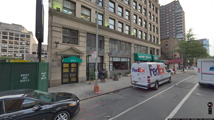 let office 252-254 west 29th street