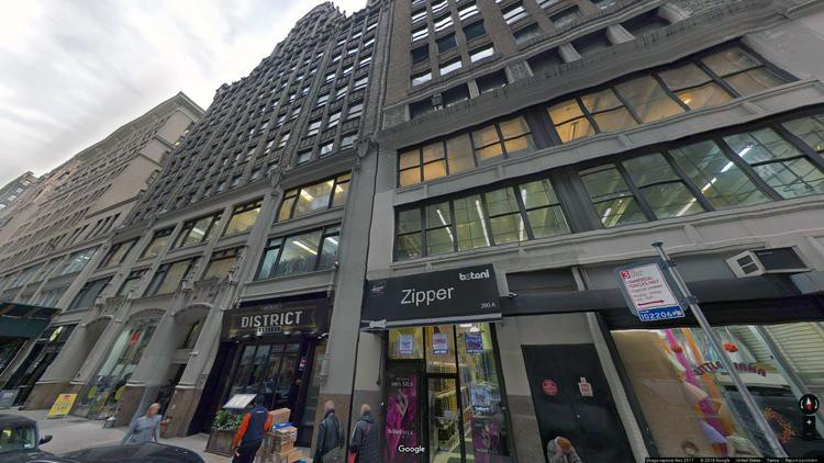 rent office 252-258 west 37th street