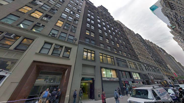let office 253 west 35th street