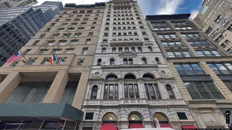 rent office 255 broadway street