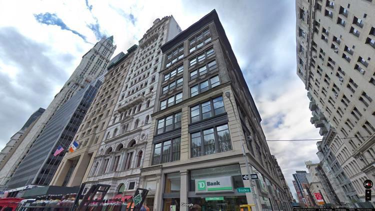 let office 255 broadway street