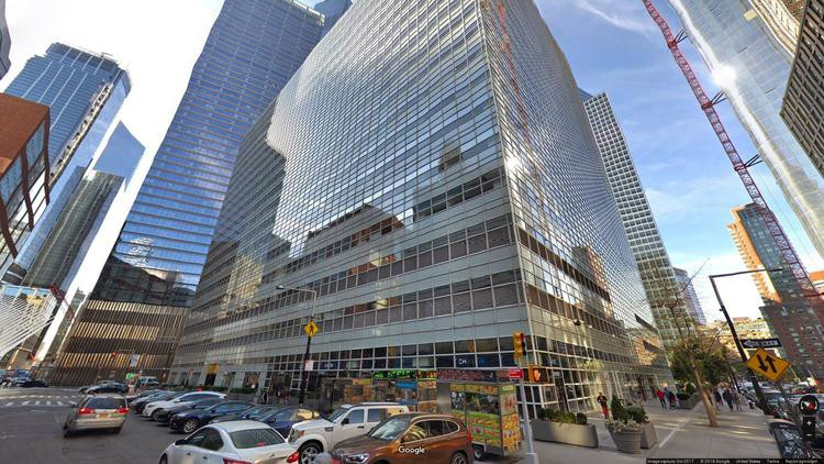 rent office 255 greenwich street