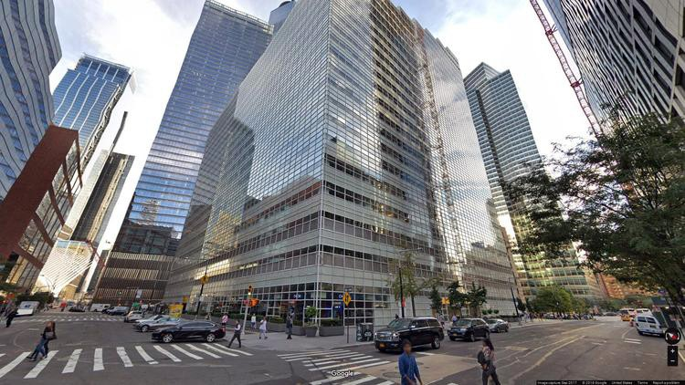 lease office 255 greenwich street