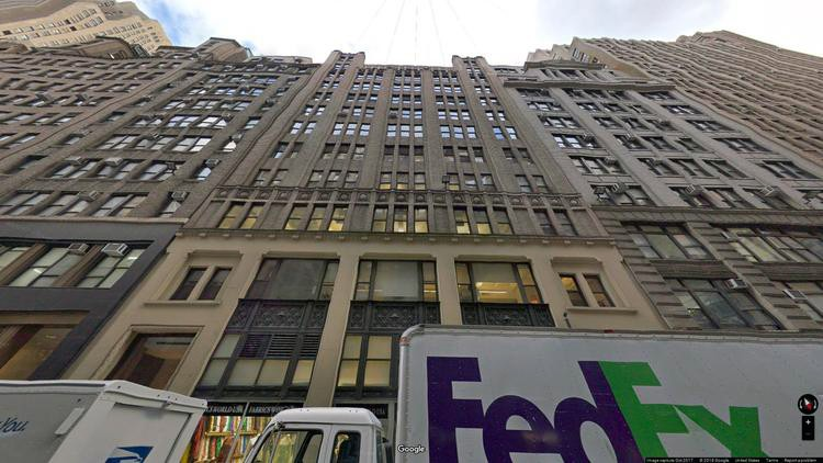 rent office 256 west 38th street